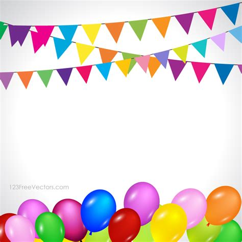 happy birthday background design vector happy birthday background image 123freevectors