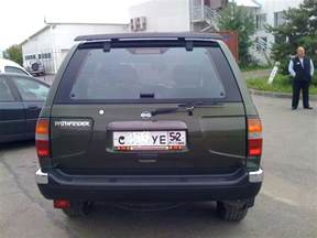 1999 Nissan Pathfinder 1999 Nissan Pathfinder Pics 3 0 Gasoline Automatic For Sale