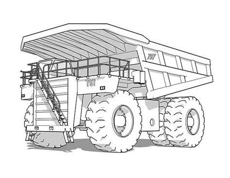 coal car coloring page mining dump truck coloring pages coal car coloring page