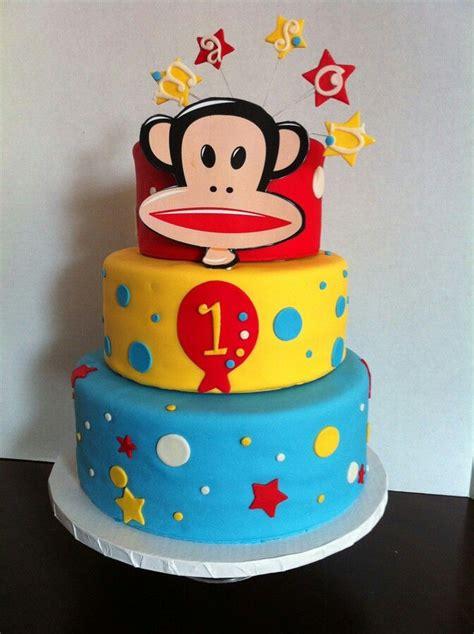 paul frank images  pinterest anniversary cakes birthday cake  birthday cakes