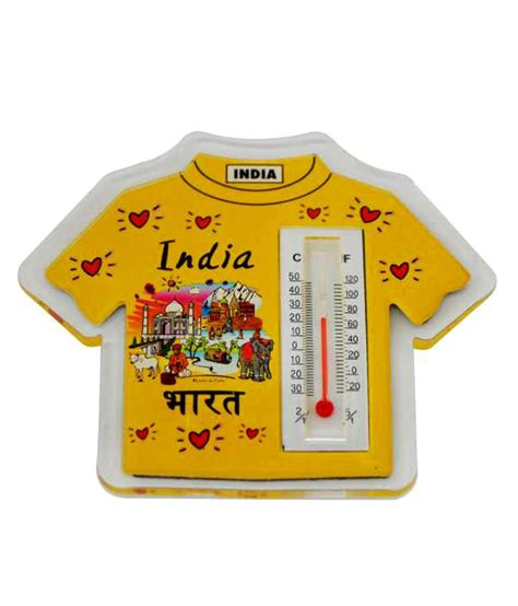 Home Decoratives Online India Souvenirs India Subway T Shirt Shape Magnet Buy