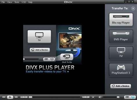 divx codec windows media player 10 best 4k video players for mac macos high sierra
