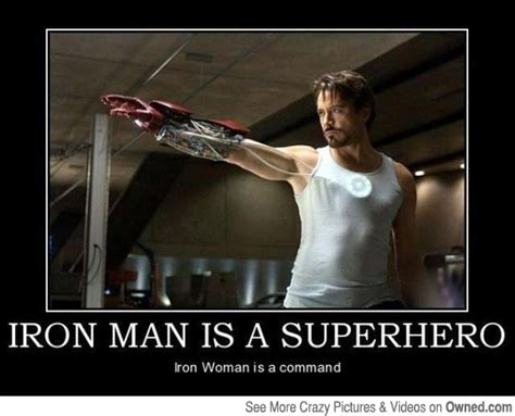 Be A Man Meme - iron man meme generator image memes at relatably com