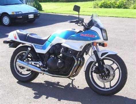 1983 Suzuki Gs1100e 1983 Suzuki Gs1100es Classic Motorcycle Pictures