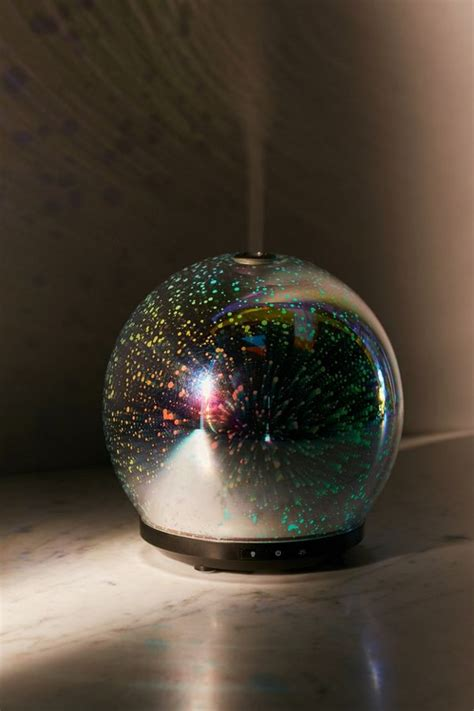 3D LED Gala Essential Oil Diffuser   Urban Outfitters