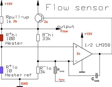 G 12 Water Flow Sensor Sensor Aliran Air sensors free text integrated ltcc pressure flow