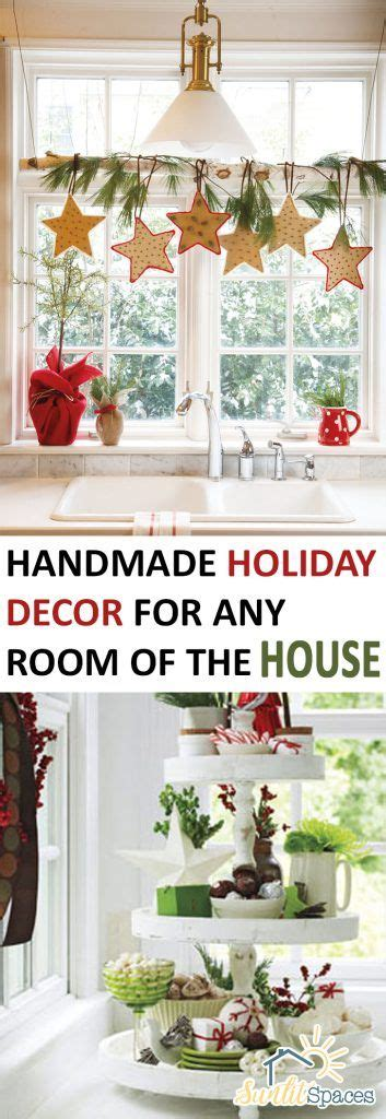 Handmade For The Holidays - handmade decor for any room of the house 187 make