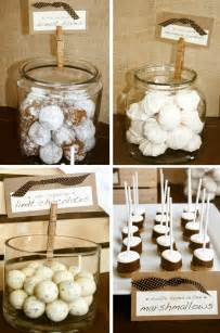 pen paper flowers real rustic bridal shower