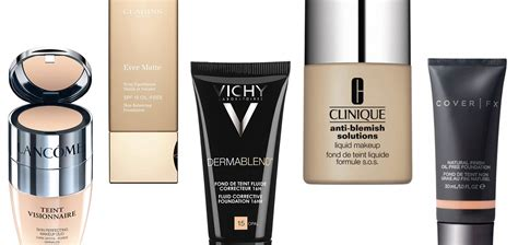 Foundation Acne Best Foundation For Acne Prone Skin Our 11 Favourites