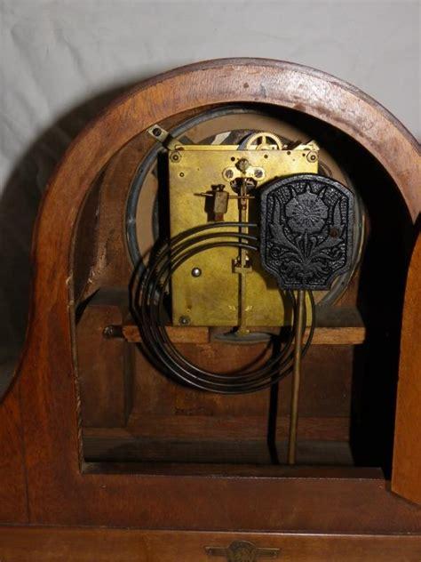 kienzle kaminuhr sch 214 ne alte kienzle kaminuhr buffetuhr kienzle clock ebay