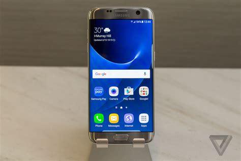 Samsung Galaxy S7 Flat 32gb Fullset Gray samsung galaxy s7 only 2 pice gaafilaa