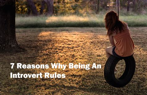 7 Reasons Vires Rule by 7 Reasons Why Being An Introvert
