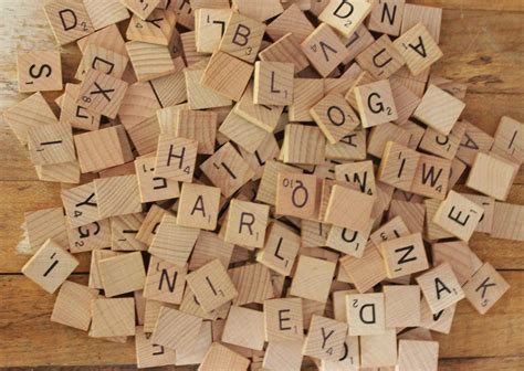 scrabble tiles can you still get a word score the cavender diary