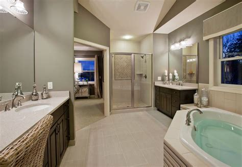 toll brothers bathrooms toll brothers master bath interior design pinterest