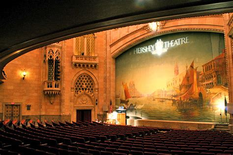 fire curtain theatre future nostalgia 12 06 06 hershey theatre auditorium