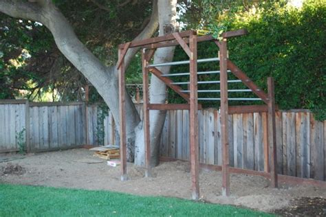 Backyard Monkey Bars by Backyard Monkey Bars Outdoor Goods