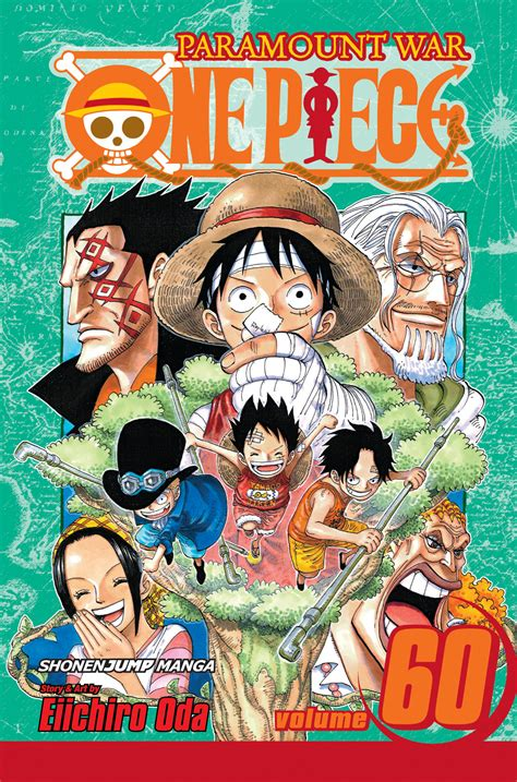 one vol 60 book by eiichiro oda official