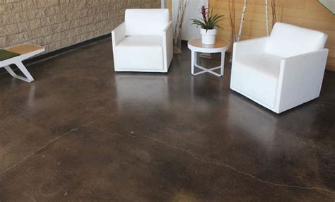Best Indoor Concrete Floor Finishes