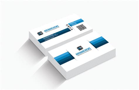 pale blue business card template free free white blue shine business card template