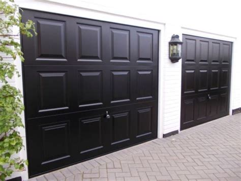 Best Black Garage Doors Ideas Virginia Garage Black Garage Door