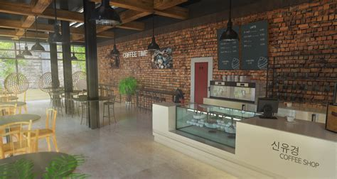 shop in shop interior korean coffee shop interior by tschreurs on deviantart