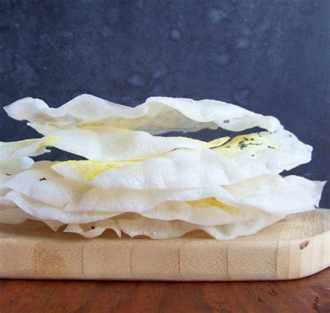 How To Make Rice Paper - 25 best ideas about rice paper wrappers on