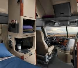 18 Wheeler Truck Interior Accessories 25 Best Ideas About Freightliner Trucks On