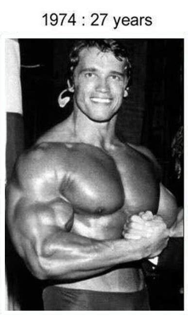 a look at just how well arnold schwarzenegger has aged