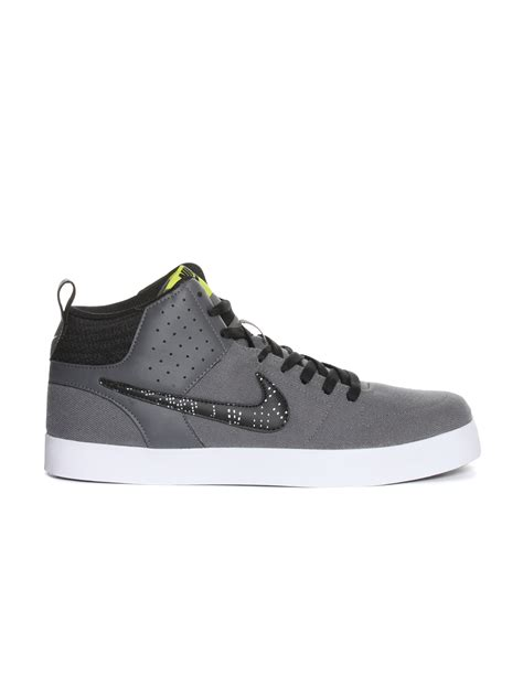 nike sneakers for orange yellow mens nike eastham mid txt shoes