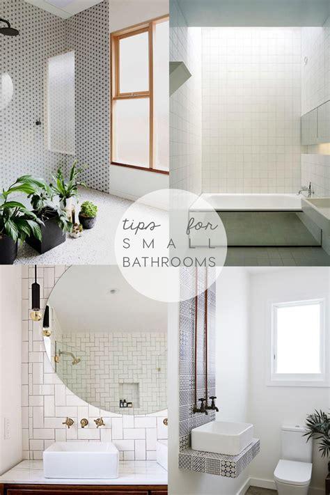 tricks to make a small bathroom look bigger how to make a small bathroom look bigger in 7 tips