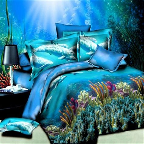 beach bed set online get cheap beach themed bedding aliexpress com