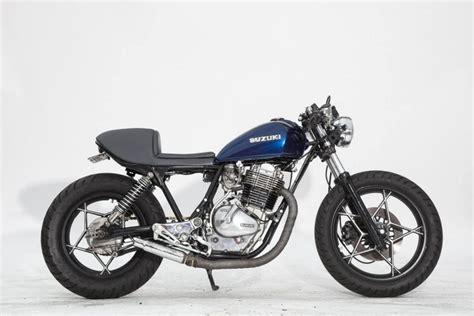Suzuki Gn 400 1981 Suzuki Gn 400 Cafe Racer For Sale