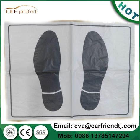 Disposable Car Floor Mats by Disposable Car Floor Mat Paper Material Buy Disposable