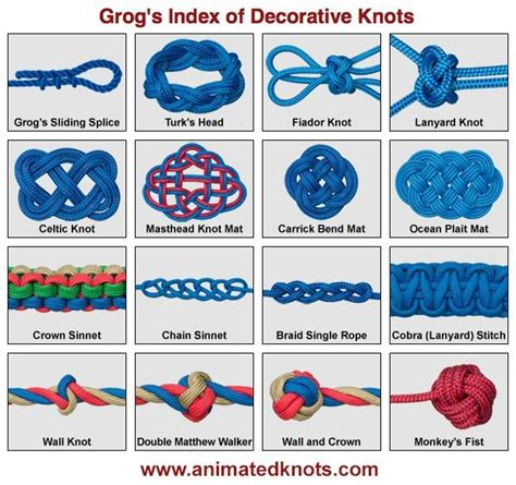 How To Make Cool Knots - i ve always been fascinated by knotting i don t why