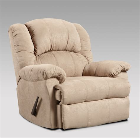 camel leather recliner chair recliners chairs gonzalez home furniture