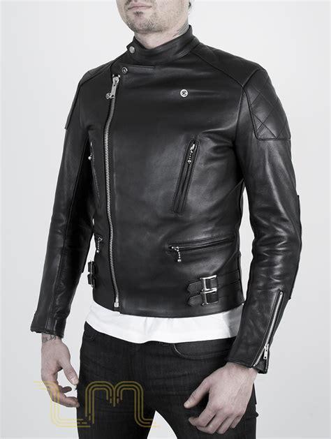 racing biker jacket leather cafe racer biker jacket invictus by leather