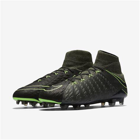 Nike Hypervenom Phantom Iii Fg Black nike hypervenom phantom 3 df tech craft fg black sequoia palm green electric green