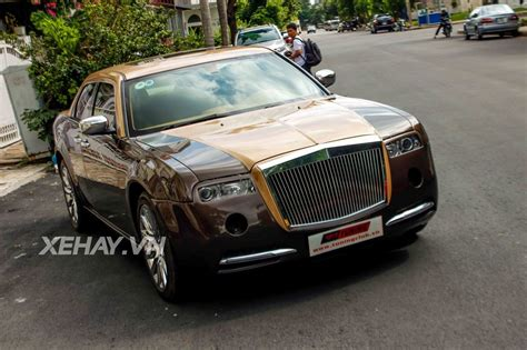Where Is The Rolls Royce Made â Rolls Royce Phantomâ Made In Viá T Nam Ch 237 Nh Thá C ä æ á C