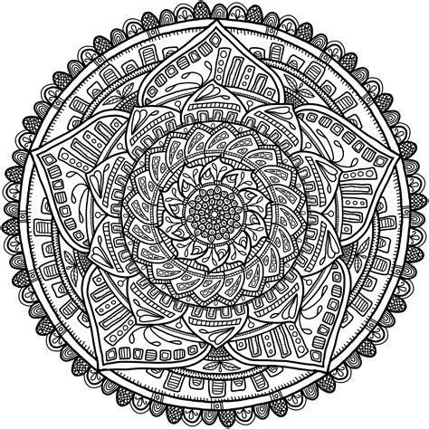 krita circles mandala 6 by welshpixie on deviantart
