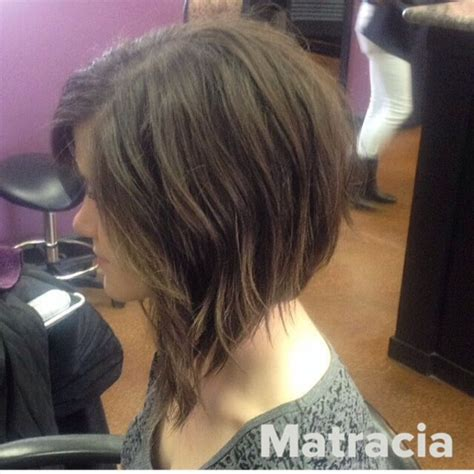 long hair with extreme layers extreme layered a line bob the quot bob quot pinterest