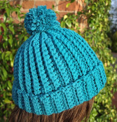 free pattern easy crochet hat crochet beanie pattern crochet hat pattern easy by berrykidz