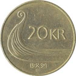 French Country Home Design 20 Kroner Harald V Norway Numista