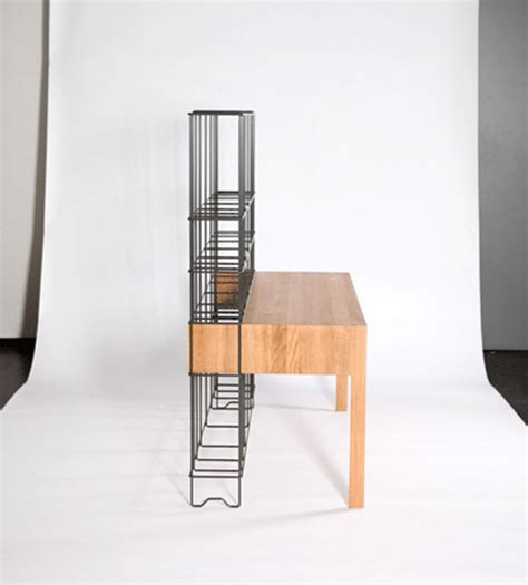 Desk Shelf Combo by Desk Shelves Combo By Gompf And Kehrer