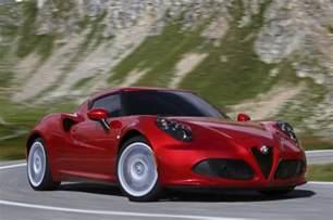 4c Alfa Romeo Price Alfa Romeo Prices 4c In Porsche Lotus Ballpark