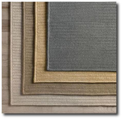 Solid Color Braided Rugs by Solid Braided Rugs A Must For Your Home