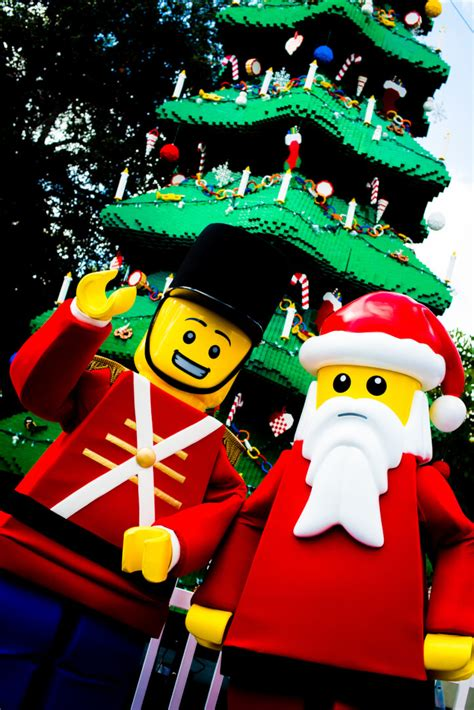 legoland christmas bricktacular returns for 2016 at legoland florida resort inside the magic
