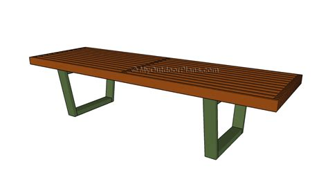 free bench download long wooden bench plans plans free