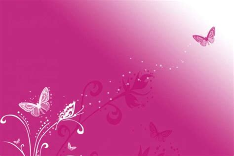 backdrop design size pink butterfly vector background hd wallpaper vector