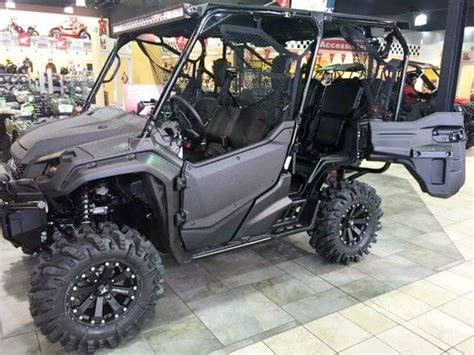 Galerry custom atv bumpers honda rancher