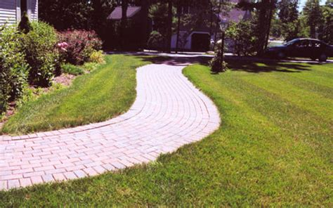 walkway ideas for backyard walkways from tompkins landscaping and irrigation